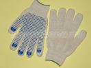 Перчатки 5-и нитка (точка) 10 кл