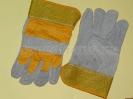 Перчатки спилковые комбинир. «ТРАЛ»