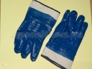 Перчатки нитриловые полное покрытие (М/К)